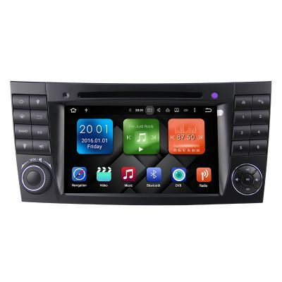 Belsee Best Aftermarket Mercedes Benz E Class W211 Radio Upgrade Bluetooth Autoradio Android 10 Auto Head Unit Stereo Upgrade Gps Navigation System Apple Carpla Radio Android Radio Car Radio