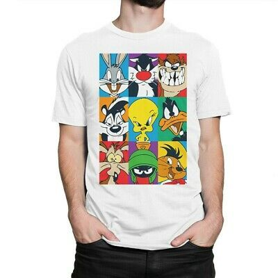 Looney Tunes Sylvester and Tweety Ripping Out T-Shirt NEW UNWORN