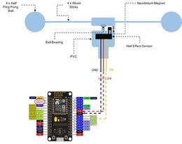 How To Build Your Own Anemometer Using Reed Switches Hall Effect