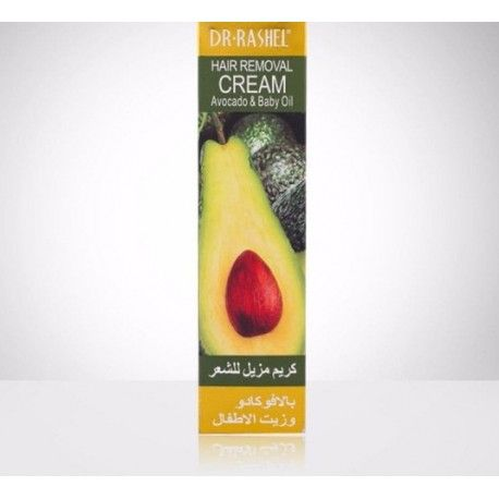 Dr Rashel Hair Removal Cream Avocado With Images Hair Removal