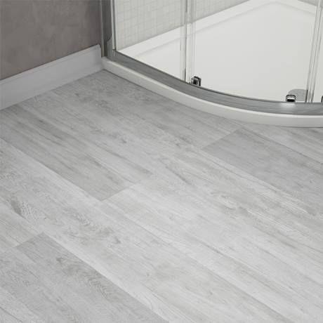 Harlow 181 X 1220mm Dove Grey Finish Vinyl Waterproof Plank Flooring Victorian Plumbing Uk In 2020 Vinyl Plank Flooring Bathroom Vinyl Flooring Bathroom Bathroom Vinyl