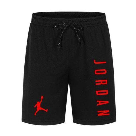 Men 2021 New Mesh Shorts - Black-RB / XXL