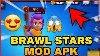 Brawl Stars Mod Apk 26 269 Unlimited Money In 2020 Free Gems Brawl Private Server