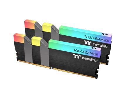 Thermaltake Launches Toughram Rgb Ddr4 32gb And 64gb Memory Ddr4 Custom Pc 16gb