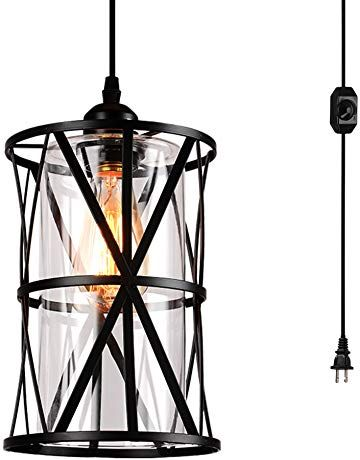 Ideas On Outdoor Patio Hanging Light Fixtures And Their Patterns Hmvpl Swag Lights With Plug Hanging Light Fixtures Pendant Ceiling Lamp Hanging Pendant Lamp Plug in outdoor hanging light