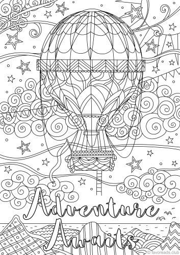 Picture To Coloring Book Page