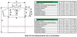 shirt measurement – Recherche Google | Mens polo t shirts, Polo ...