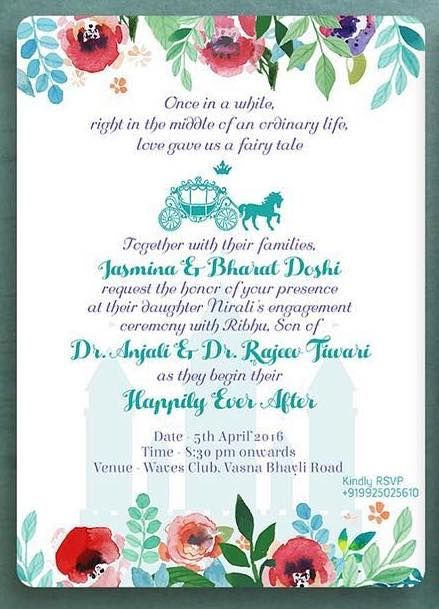 20 Engagement Invite Wording Ideas You Ll Love With Images