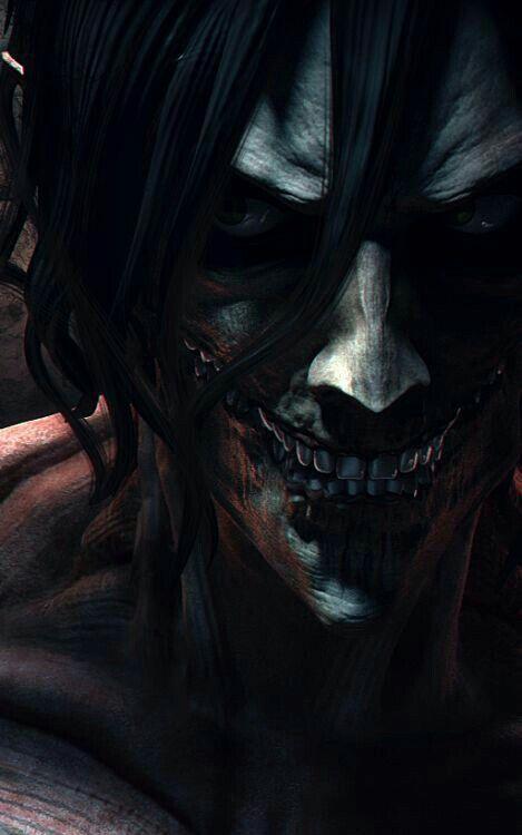 Erebus Yeager Titan Form Attack On Titan Anime Attack On Titan Episodes Attack On Titan Art