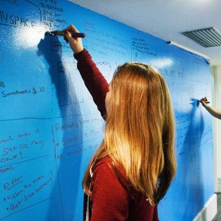 Whiteboard Farbe | Smarter Surfaces