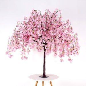 10pcs Artificial Japanese Cherry Blossom Family Flower Etsy In 2021 Artificial Cherry Blossom Tree Pink Blossom Tree Blossom Trees
