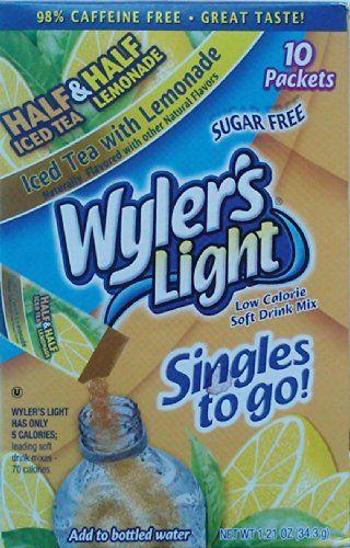 Wylers Light Sugar Free Iced Tea With Lemonade 2 Pack Click Image To Read More Details Bottledicedtea Sugar Free Iced Tea Fruit Gushers