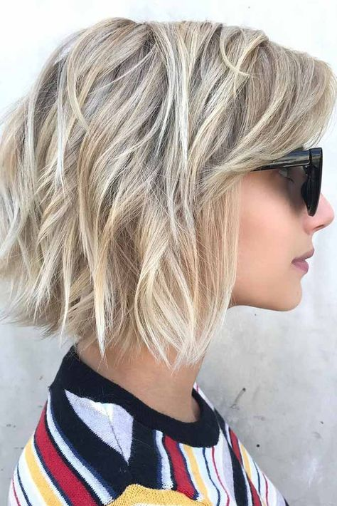 How To Choose The Right Layered Haircuts | Long face hairstyles ...