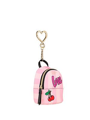 Vs City Backpack Keychain Victoria S Secret Beauty Backpack