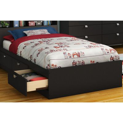 South Shore Spark Mate S Bed Box With Storage 3270080 3270211