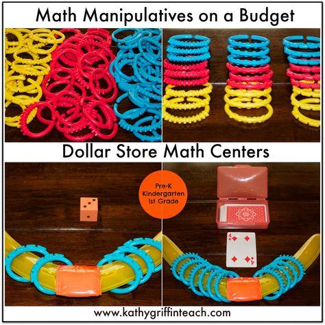 Dollar Store Math Activity
