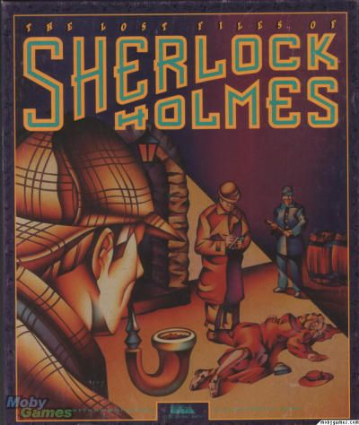 The Lost Files Of Sherlock Holmes The Serrated Scalpel Is An Adventure Game Developed By Mythos Software And Publi Box Art Classic Video Games Sherlock Holmes