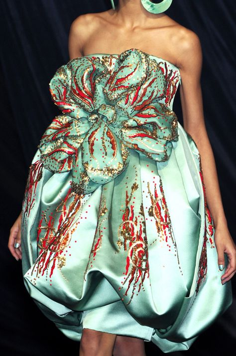 John Galliano for Christian Dior Spring Summer 2008 Haute Couture