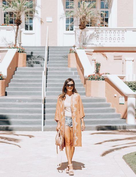 Trending Now: Summer Kimonos - StyledJen