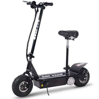 Details About Outdoor Say Yeah 800w 36v Electric Bike Men Women Scooter Adult Adjustable Seat Electric Scooter Scooter Black Scooter