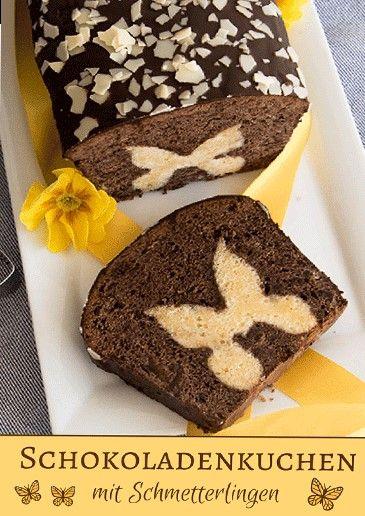 Motiv Schokoladenkuchen Aus Der Kastenform Rezept Schokoladen