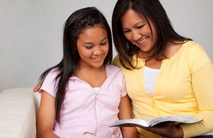 The hidden benefits of reading aloud - even for older kids