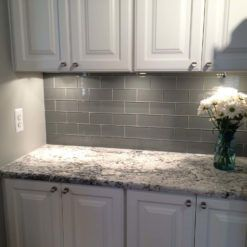 Blue Flower Granite Countertops Cost Reviews Cheap Kitchen Remodel Kitchen Remodel Countertops Kitchen Remodel Layout