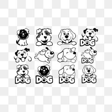 Dog Head Icon Cartoon Head Dog Face Dog Logotype Concept Inspiration Logo Design Head Dog Logo Icons Dog Icons Cartoon Icons Png And Vector With Transparent Dog Logotype Cartoon Head