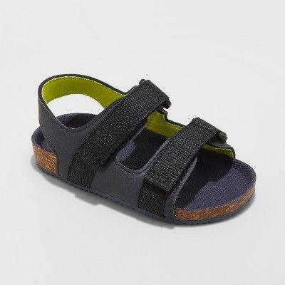 Toddler Boys' Keenan Footbed Sandals