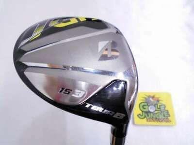 Ad Ebay Link Bridgestone Tour B Jgr Fairway Wood 3w Tg1 5 R Golf Clubs 43 3 Wood Right F S Golf Clubs Golf Ebay