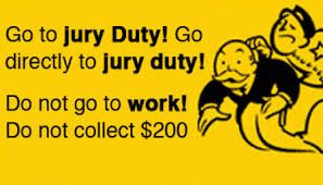 Things I Learned On Jury Duty  Prepared In Every Way
