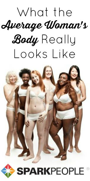 What real women really look like! | via @SparkPeople #motivation #bodyimage #wellness