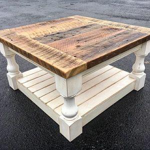 Chunky Farmhouse Dining Table Legs Component Parts Primed White 28 5 By 4 5 Dining Table Legs Farmhouse Table Legs Diy Table Legs