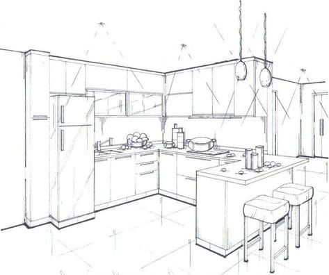 Imagem Relacionada Esbocos De Design De Interiores Esboco