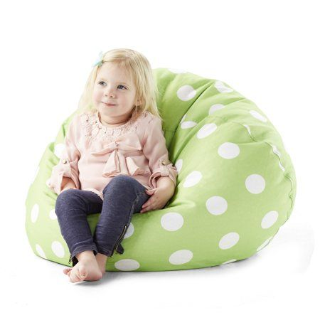 Marvelous Big Joe Classic 88 Kids Polka Dot Bean Bag Chair Multiple Gmtry Best Dining Table And Chair Ideas Images Gmtryco