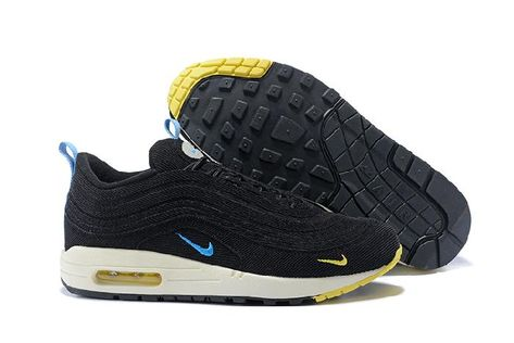 timeless design 094a2 cb220 Shop Great UA Air Max 97 1 Sean Wotherspoon Black Online, Buy UA Air Max  2018