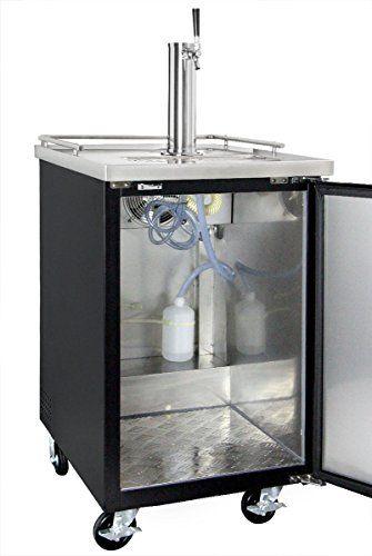 Kegco Xck 1 Commercial Restaurant Bar Kegerator Beer Dispenser