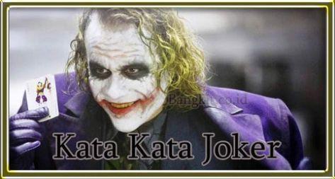 30 Quotes Kata Kata Bijak Joker 2019 Di 2020 Dengan Gambar