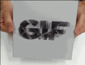 Custom Gif Cards For Everyone On Kickstarter Gifpop Is A Tool To Make From Animated Gifs Using The Magic Of Lenticular Printing