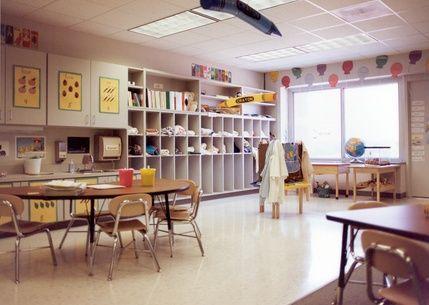 Elementary School Classroom Design