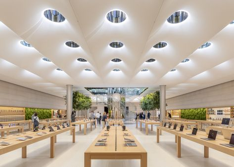Gallery of Apple Store Fifth Avenue / Foster + Partners  - 1