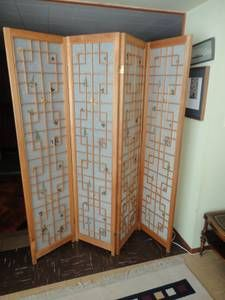 7 best Room Dividers images on Pinterest For sale Panel room