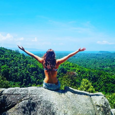 Der Viewpoint Domesila In Koh Phangan Thailand Thailandtravel