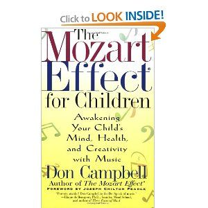 the mozart effect for children campbell don