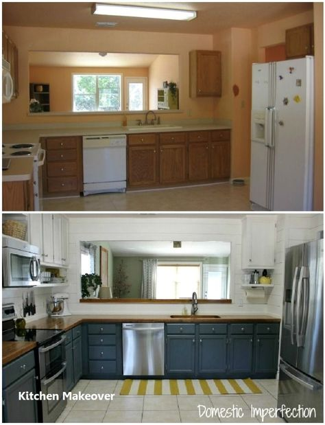 New Kitchen Makeover Ideas Kitchenmakeover Budget Remodel