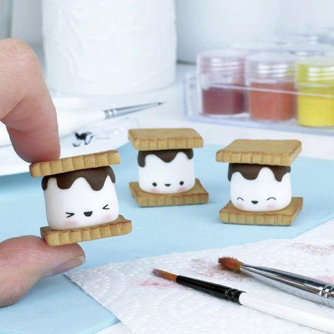 Easy to follow cake topper tutorials | Inspirations | Smores