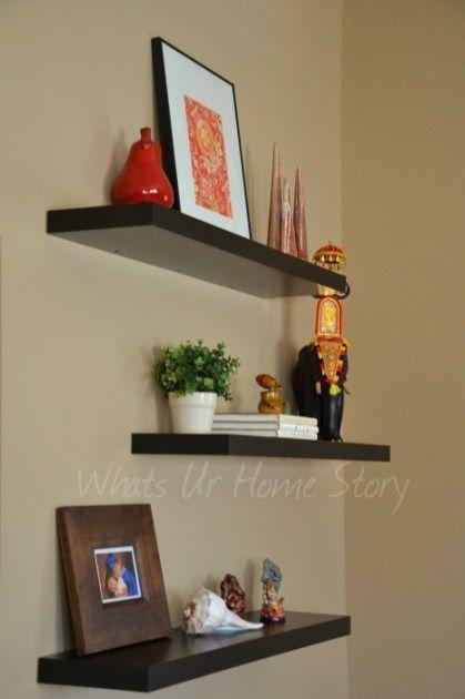 16 Fascinating Hanging Shelves Window Ideas Floating Shelves Ikea Floating Shelves Floating Shelves Living Room