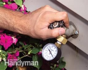 How To Increase Water Pressure From A Well System Low Water