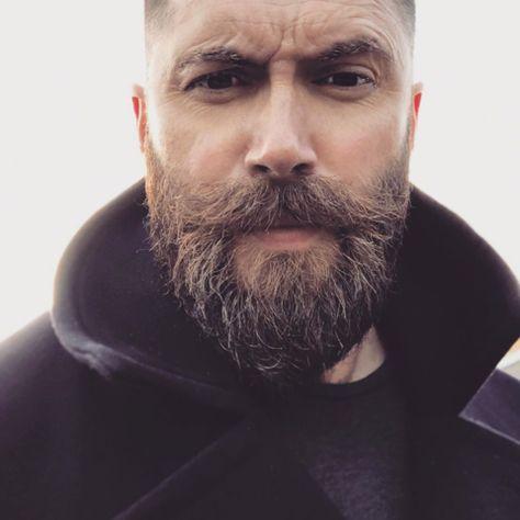 Awesome Beard Styles For Men in 2020 – Beard Beasts Beard And Mustache Styles, Beard Styles For Men, Beard No Mustache, Hair And Beard Styles, Short Beard Styles, Bald Men With Beards, Bald With Beard, Beards And Hair, Short Hair With Beard