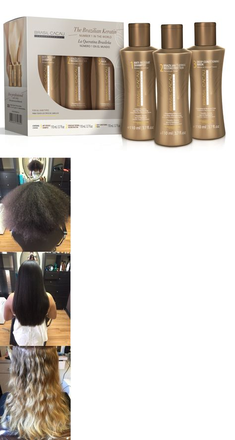 Sets And Kits 31788 Brasil Cacau 3 7oz Thermal Keratin Brazilian Blowout Kit Buy It Now Only 40 On Ebay